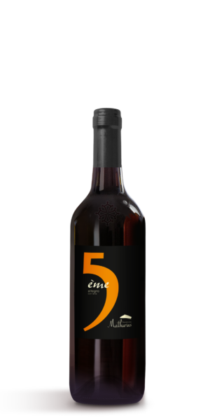 vin rouge 5ieme Saint Chinian