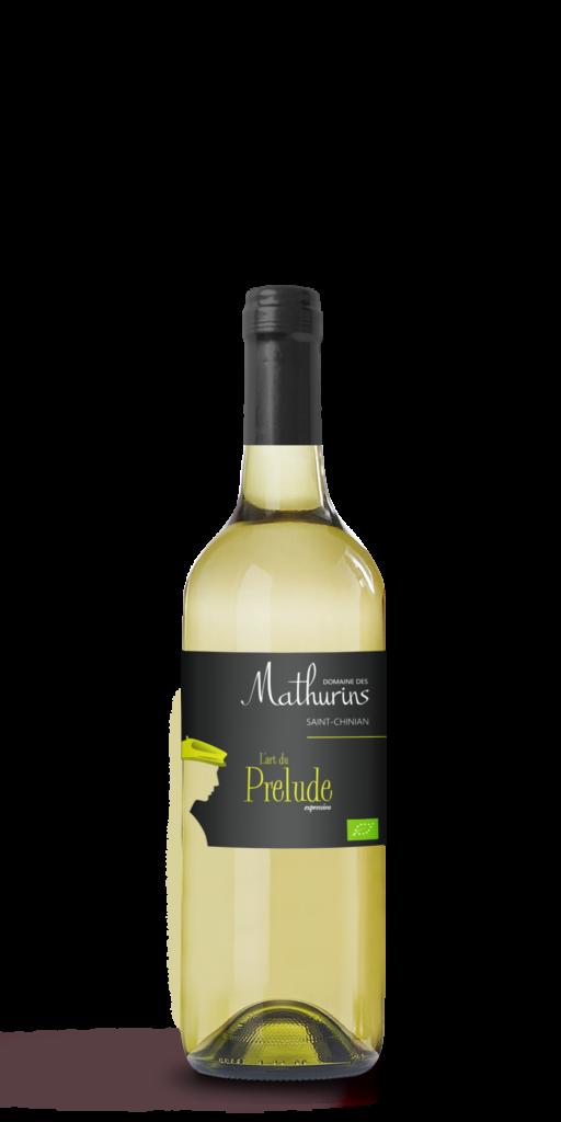 vin blanc Prélude
